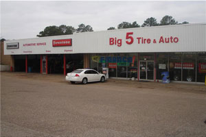 Big 5 Tire & Auto - Mobberly Ave
